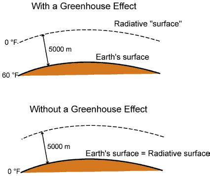 Essay on Greenhouse Effect With Diagram - Biology Discussion